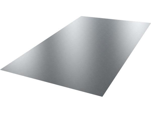 "Blacha płaska <span class=""bez"">1250x2000 mm</span>  ocynk II gat. #0,50 mm"